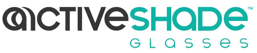 Logo: ActiveShade Glasses