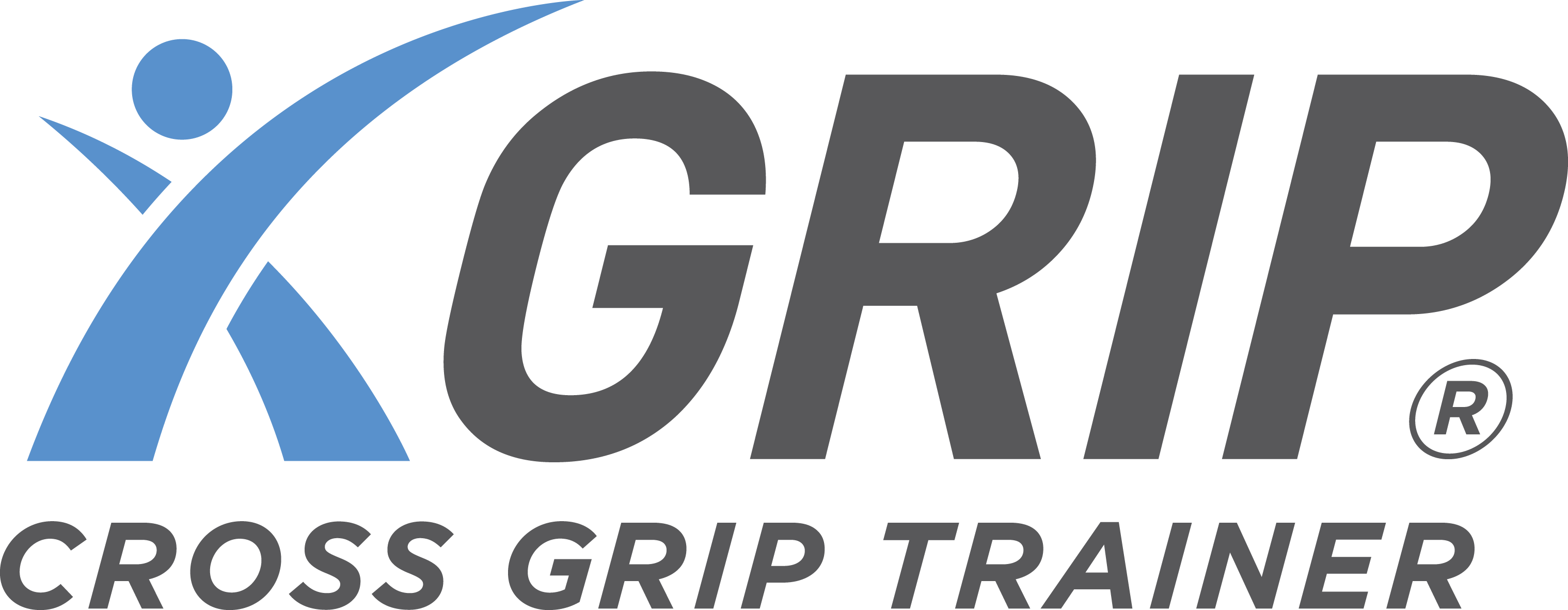 Logo: XGrip Trainer - Cross Grip Trainer