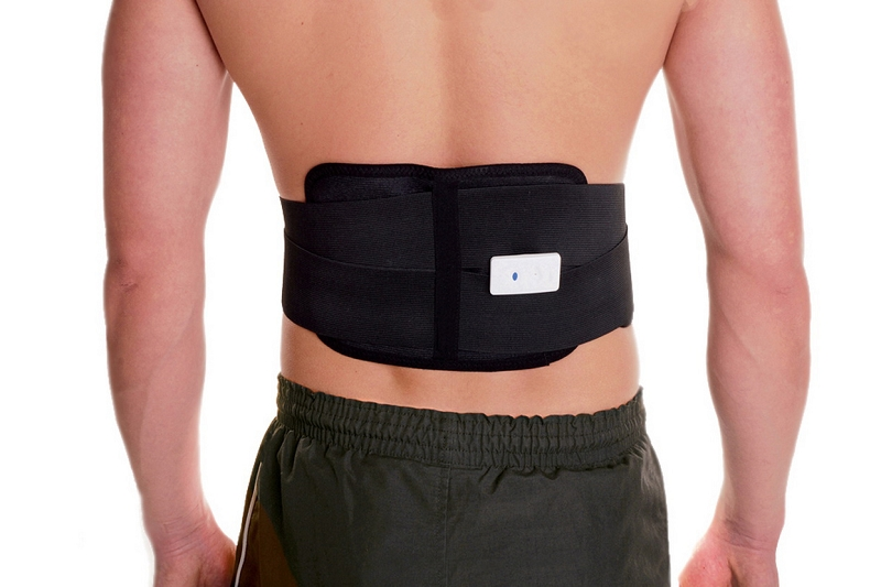 Pain Ease Back Wrap Microcurrent Therapy