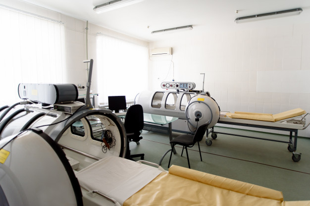 Oxford Medical Instruments aiming to make the age reversing Hyperbaric Oxygen Treatment available for everyone.