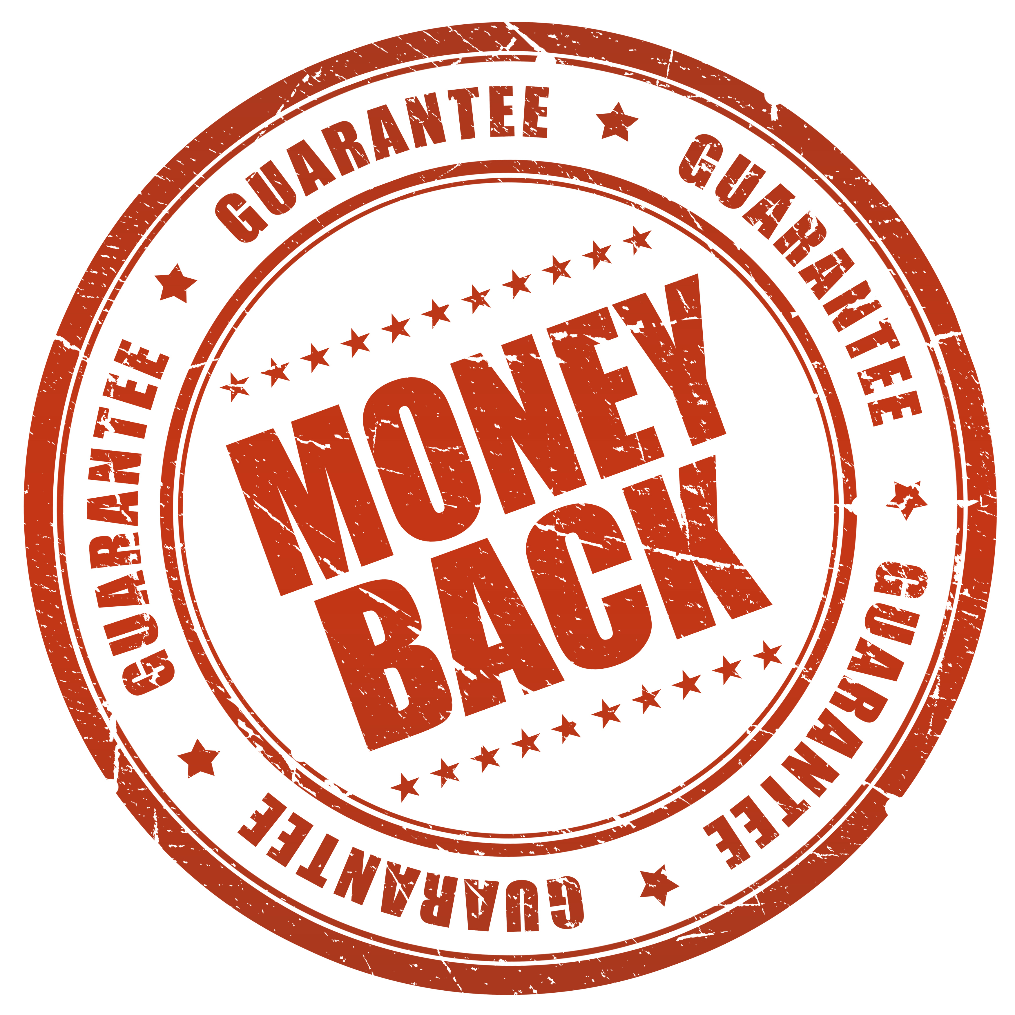 money back guarantee on any PEMF device purchased