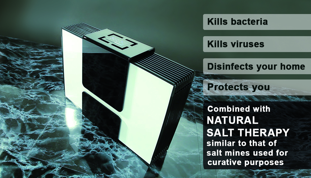 Protect yourself and your home against viruses and bacterial infections