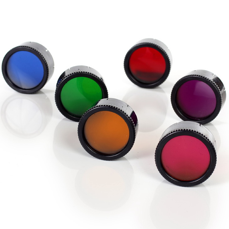 COLOUR THERAPY SET for ActiveBio Polarized Light Therapy Lamp